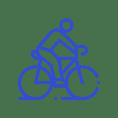 Cycling option icon